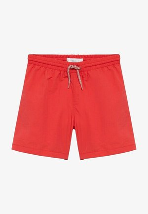 LUIS - Swimming shorts - rouge