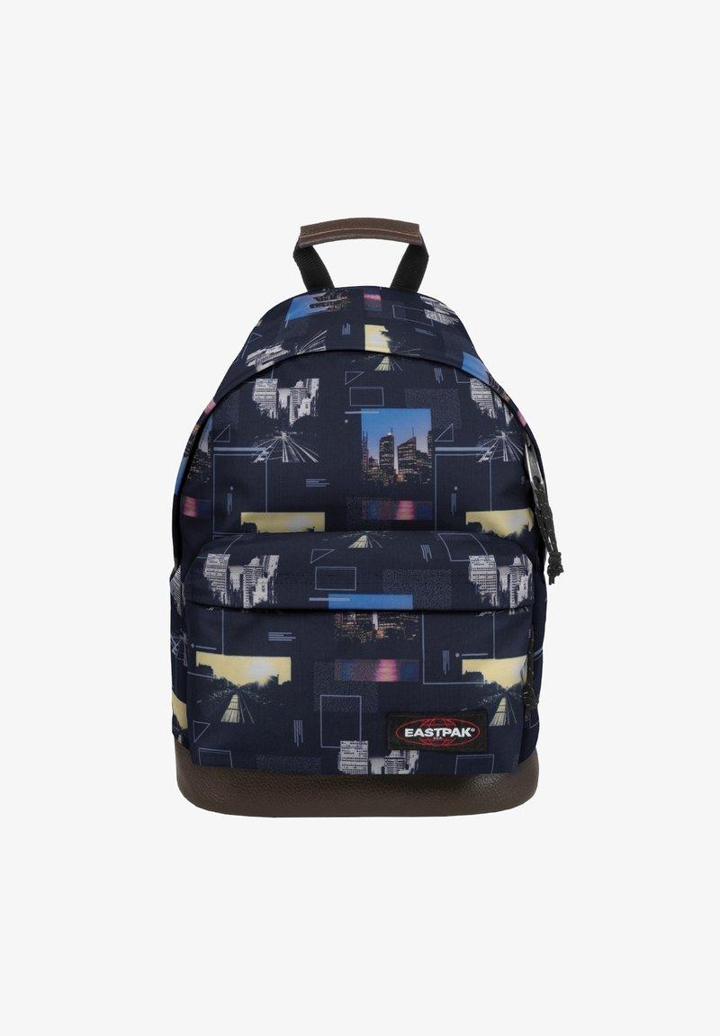 Eastpak - WYOMING - Backpack - shapes blue