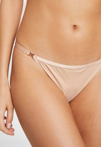 DORINA - FILI THONGS 3 PACK - Slip - pink/green/beige - 4