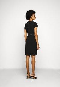 HUGO - KILENE - Pouzdrové šaty - black - 2