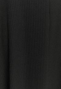 ONLY Tall - ONLNELLA ROLL NECK DRESS - Vestido de punto - black - 5