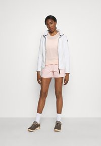 The North Face - UP WITH THE SUN TANK  - Toppi - evenng sand pink - 1