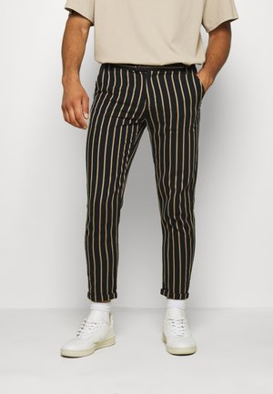 DURAN PANTS - Chino kalhoty - navy