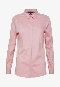 CORE MIRACLE - Button-down blouse - old pink