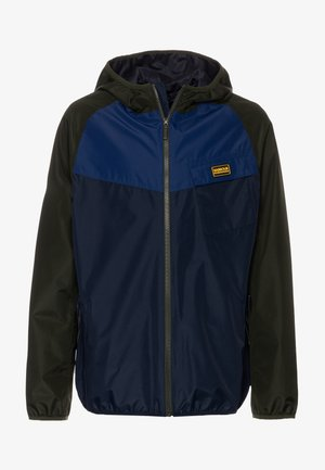 BOYS ROW - Waterproof jacket - navy