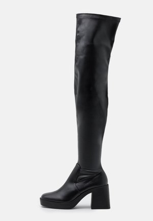 JOYEN - Botas de tacón - black