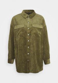 Vero Moda - VMYVONNE - Skjorte - ivy green - 0
