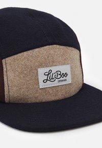 Lil'Boo - BLOCK UNISEX - Cap - brown - 3
