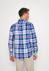 GAP - POPLIN SHIRTS - Shirt - plaid baltic blue - 2