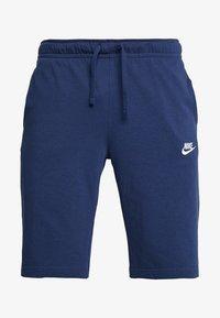 Nike Sportswear - CLUB - Pantalon de survêtement - midnight navy/white - 3