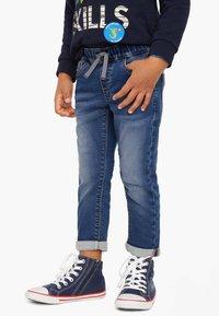 s.Oliver - Jeans slim fit - dark blue - 0