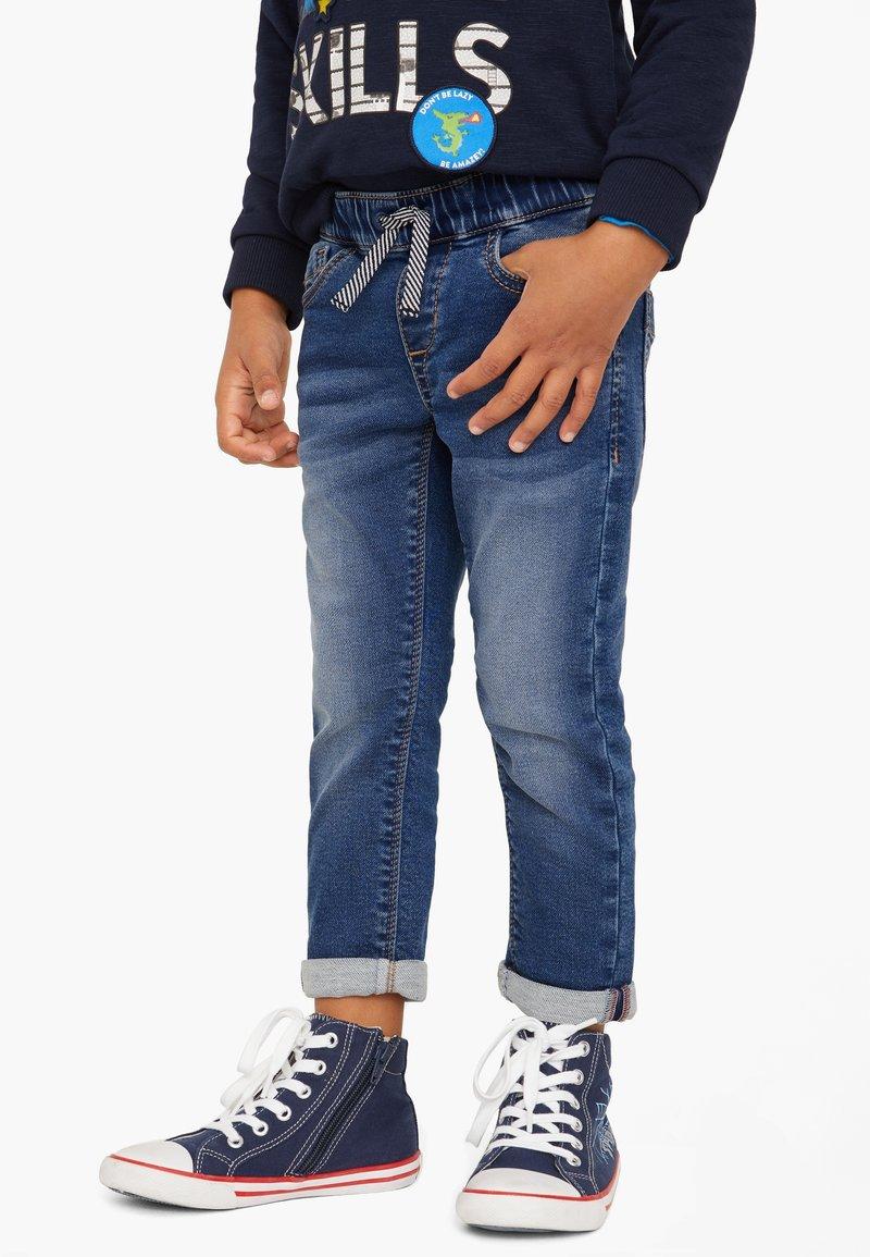 s.Oliver - Jeans slim fit - dark blue
