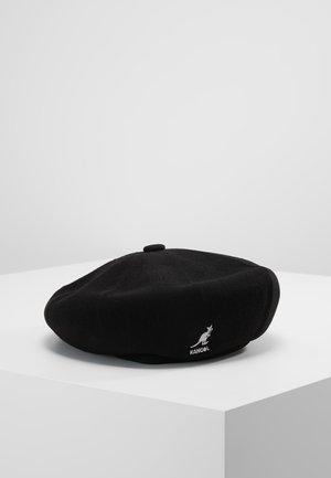 BAMBOO JAX BERET - Mössa - black