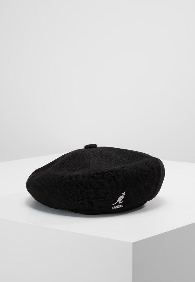 BAMBOO JAX BERET - Pipo - black