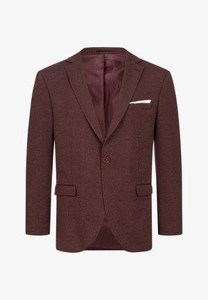 Blazer jacket - dark red