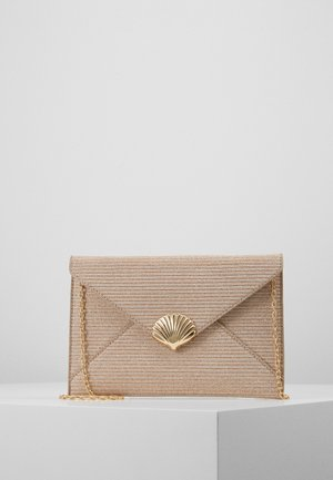 SHELL - Clutch - rose gold