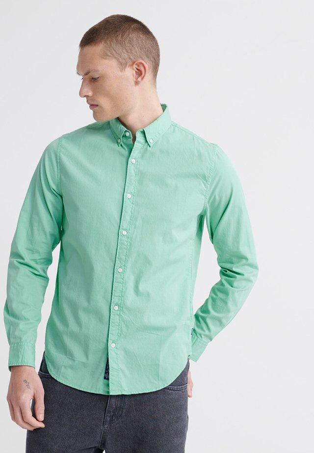 CLASSIC TWILL LITE  - Shirt - pool blue