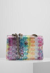 Kurt Geiger London - TRANSPARENT KENSINGTON BG - Across body bag - multi-coloured - 0