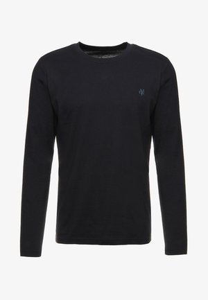 LONG SLEEVE ROUND NECK - T-shirt à manches longues - deep ocean