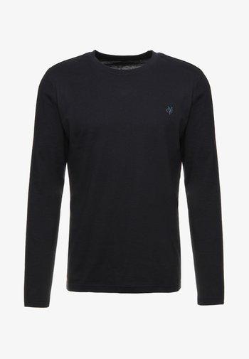 LONG SLEEVE ROUND NECK - T-shirt à manches longues - deep ocean