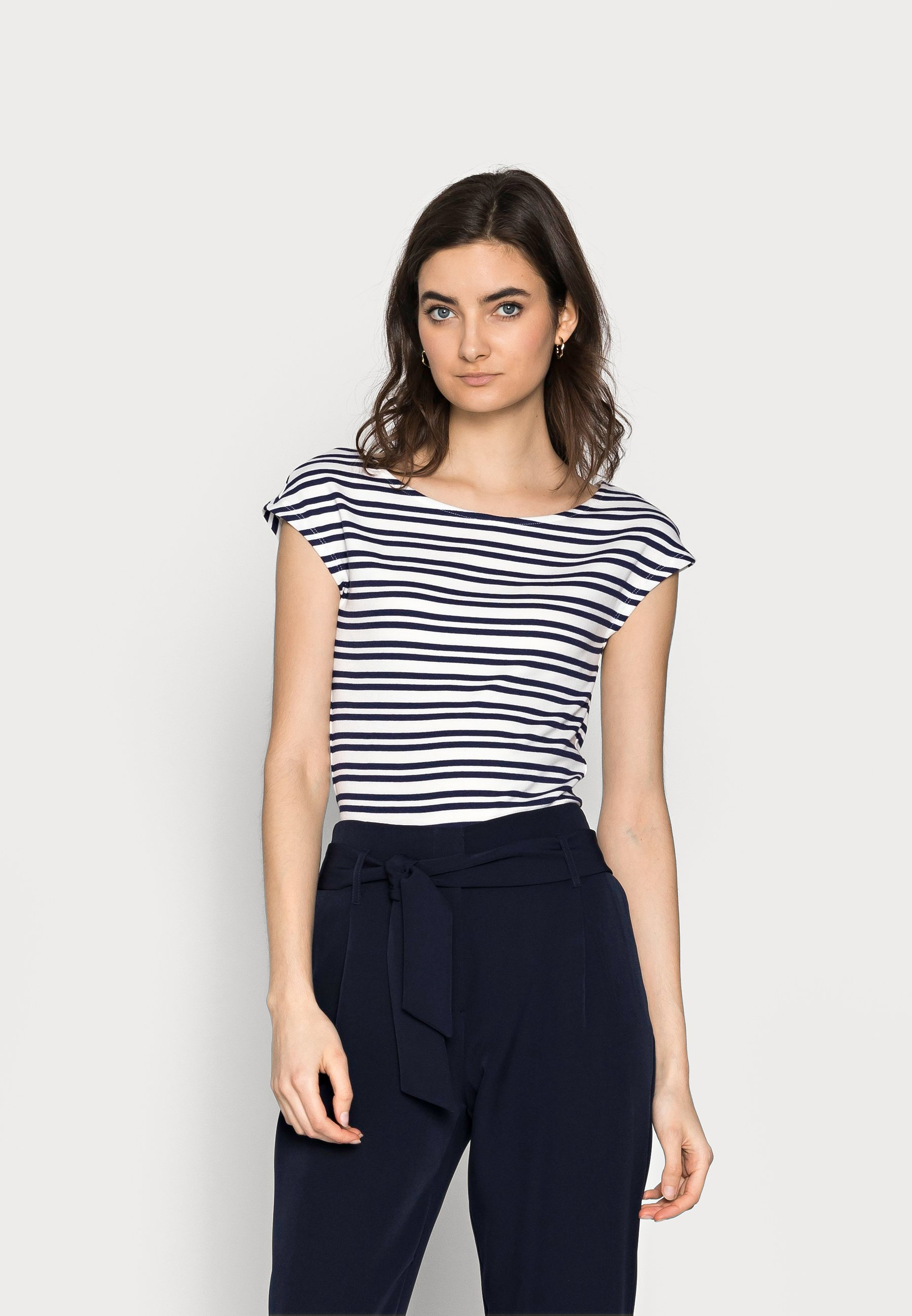 Mujer BATEAU STRIPE - Camiseta estampada