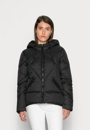 LIGHT PUFFER - Winter jacket - black
