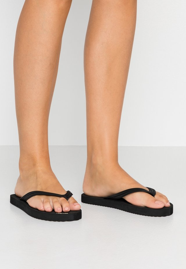 ORIGINAL - Teenslippers - black