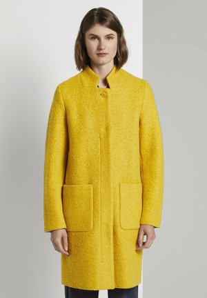 Classic coat - california sand yellow