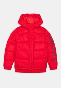 BOSS Kidswear - PUFFER JACKET - Chaqueta de invierno - red - 0