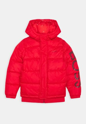 PUFFER JACKET - Vinterjacka - red