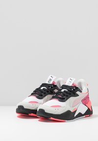 Puma - RS-X REINVENT - Trainers - white/bubblegum - 4