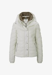 TOM TAILOR - Winter jacket - soft stone grey - 0