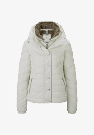 Winter jacket - soft stone grey