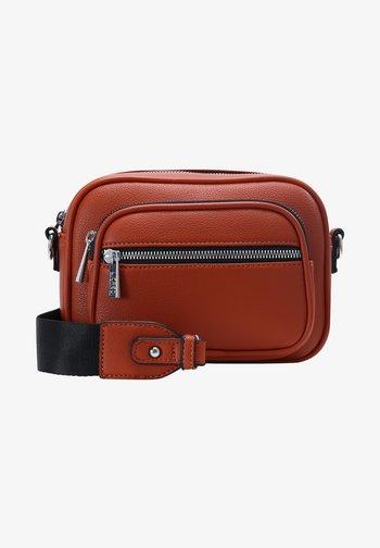 FRANKFURT - Across body bag - orange