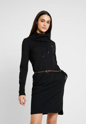 LAURRA - Day dress - black