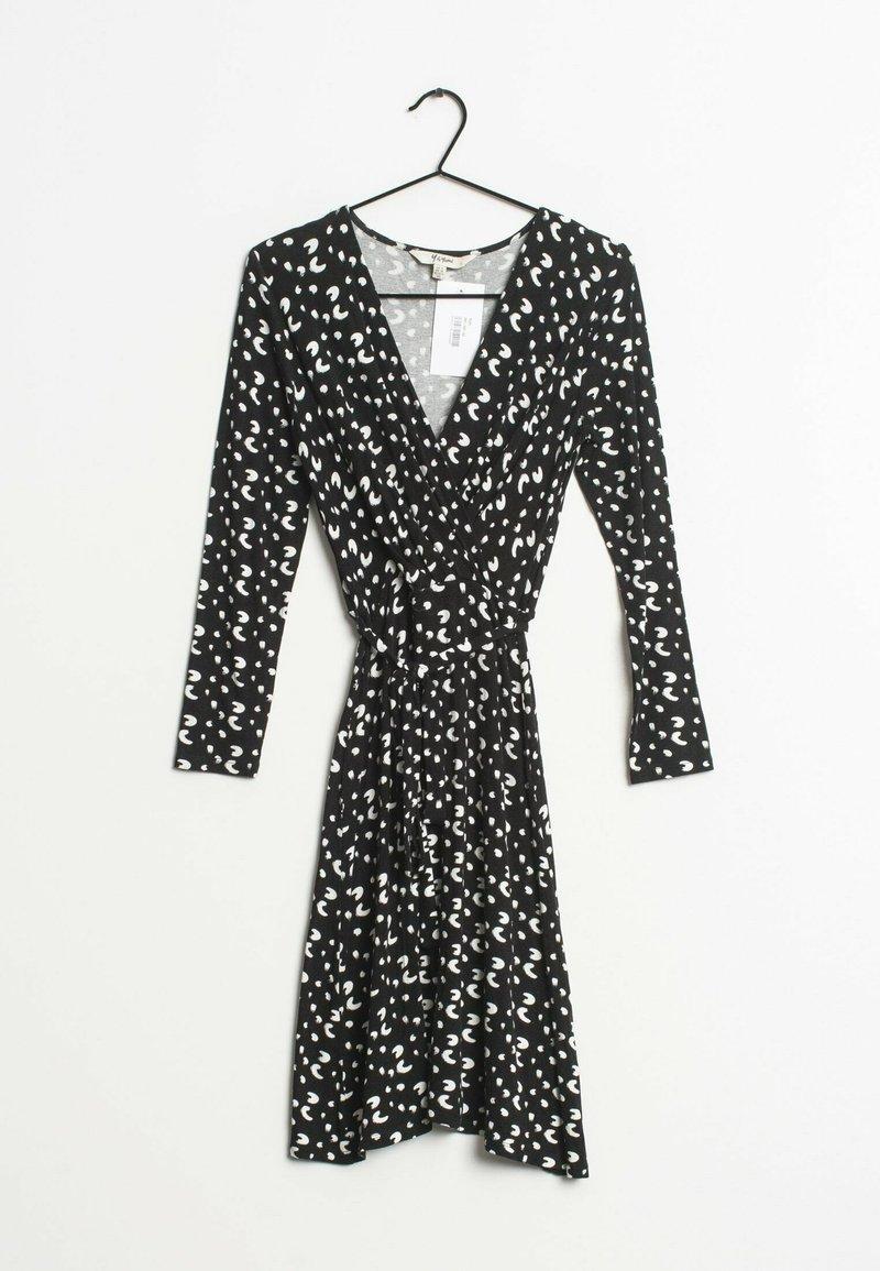 Yumi - Korte jurk - black