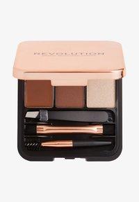 Make up Revolution - BROW SCULPT KIT - Make-up Set - medium - 0