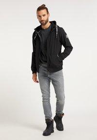 Schmuddelwedda - Summer jacket - schwarz - 1