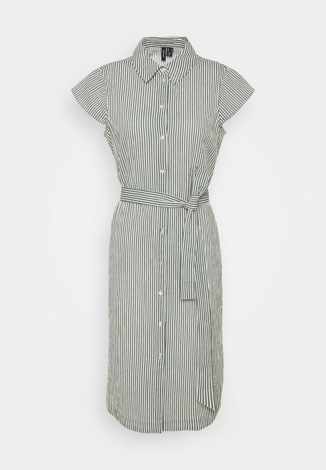 VMANNABELLE DRESS - Shirt dress - laurel wreath