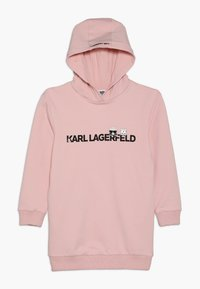 KARL LAGERFELD - Jersey dress - alt rose - 0