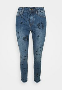 Desigual - AUSTRA - Jeans Skinny Fit - blue - 3