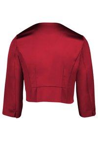 Vera Mont - MIT KELLERFALTEN - Blazer - ruby red - 4