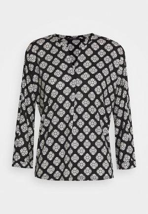 SLEEVE - Long sleeved top - multi/black
