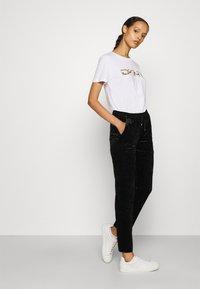DKNY - Trousers - black - 3