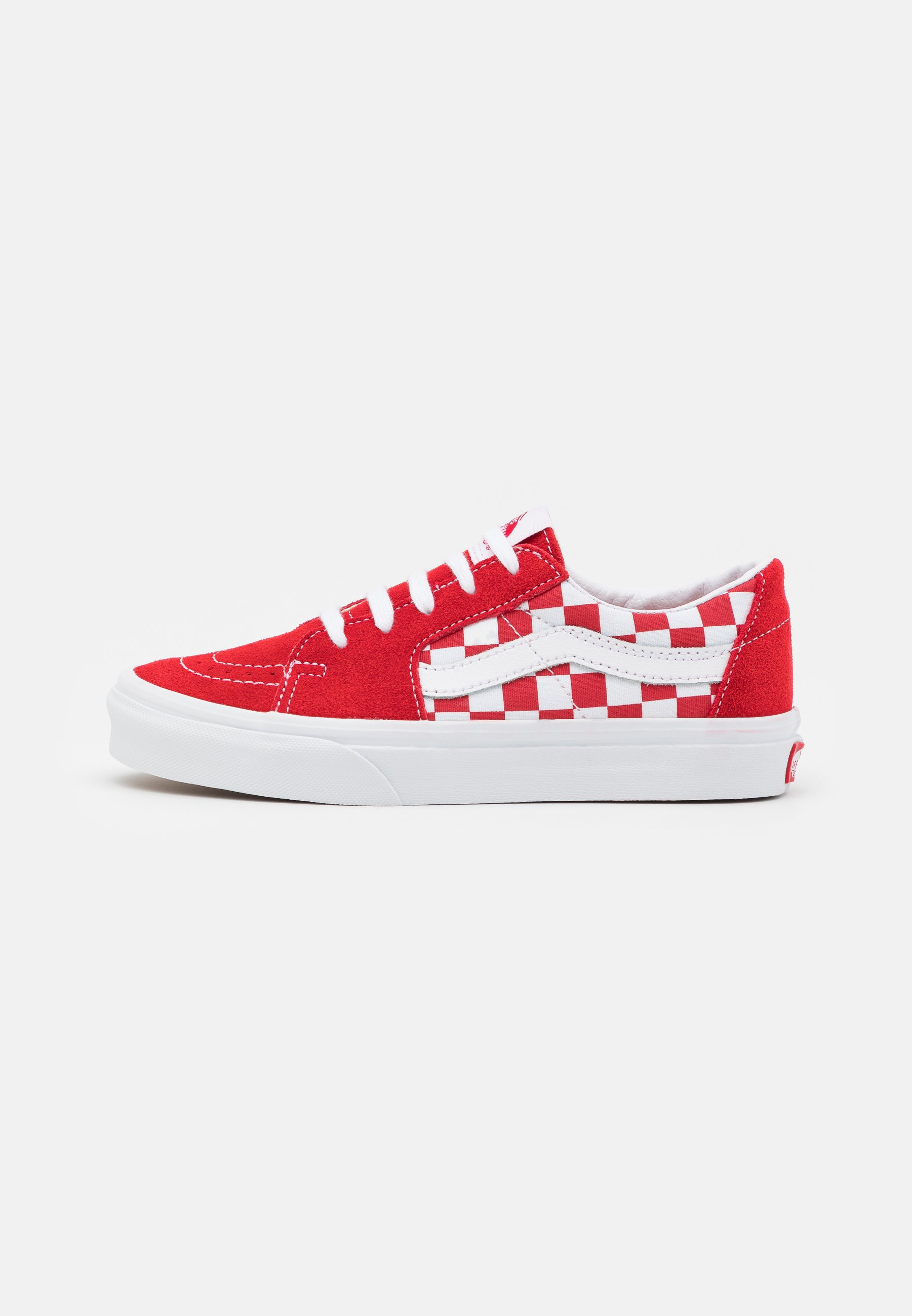 SK8-LOW UNISEX - Baskets basses - racing red