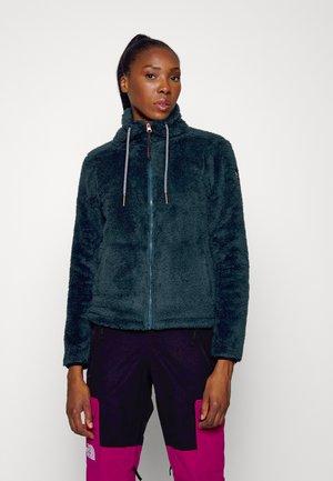 PURDEN WOMEN  - Fleece jacket - glass