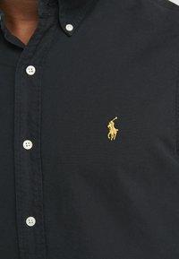 Polo Ralph Lauren - OXFORD SLIM FIT - Skjorter - black - 5
