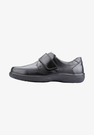 KEN - Sportieve veterschoenen - black