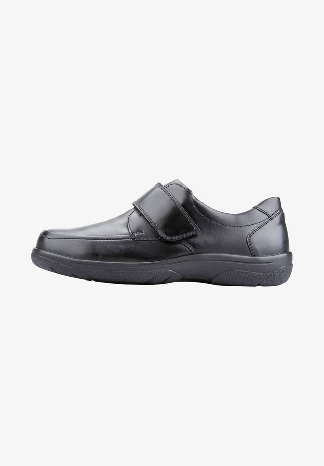 KEN - Chaussures à lacets - black