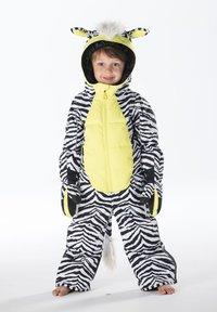 WeeDo - Snowsuit - zebra white - 0
